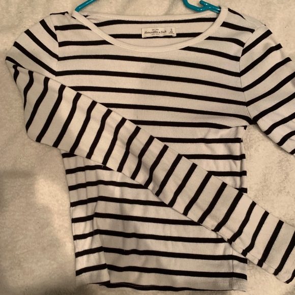 American Eagle Outfitters Tops - Striped long sleeve